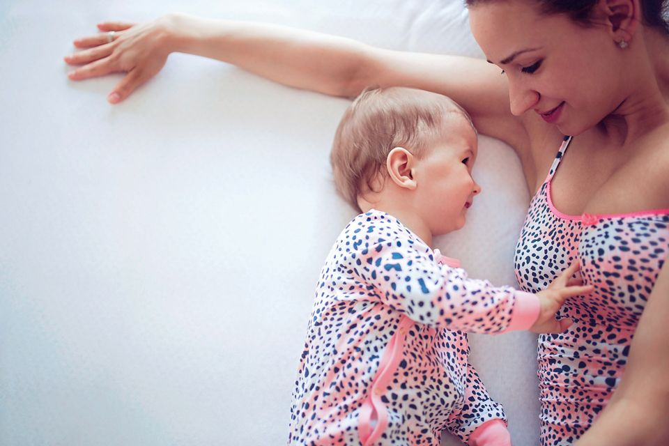 After Birth - Bleeding, Periods & What to Expect - C&G baby club