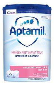 Aptamil Hungry First Infant milk (Powder)