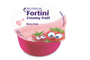 Fortini Creamy Fruit Berry Fruit 100g Pot