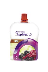 HCU Lophlex LQ10 Juicy Berries 62.5ml Pouch