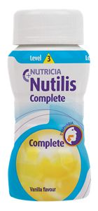Nutilis Complete Level 3 Drink Vanilla 125ml Bottle