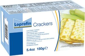 Loprofin Low Protein Crackers 150g Box