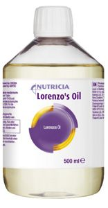 Lorenzo's Oil 500ml Bottle
