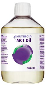 MCT Oil 500ml Bottle