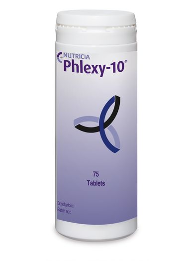Phlexy-10 (1=75) tablets