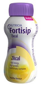 Fortisip 2kcal Vanilla 200ml Bottle
