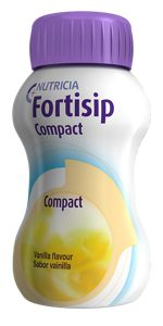 Fortisip Compact Vanilla 125ml Bottle