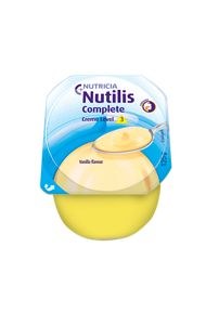 Nutilis Complete Level 3 Creme Vanilla 125g Pot