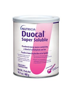 Super Soluble Duocal 400g Tin