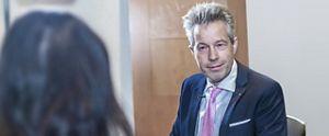 Muttermilchforscher Dr. Bernd Stahl