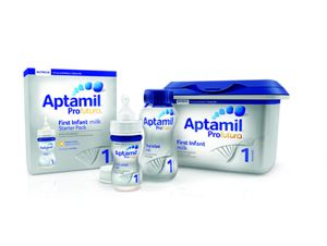 aptamil profutura first milk range 2