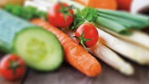 Vegetables For Breastfeeding Diet