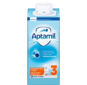 Aptamil Pronutra GUM 1 200 ml Front