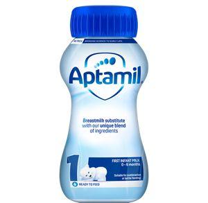 Aptamil First Infant milk with Pronutra (Liquid) 200ml