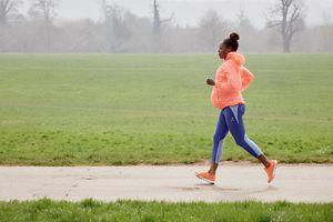 Pregnancy Running