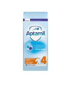 Aptamil Growing Up milk with Pronutra 2-3 years (Liquid) 200ml Carton