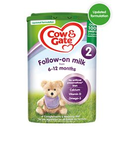 Cow & Gate Follow-on milk (Powder) 800g EaZypack