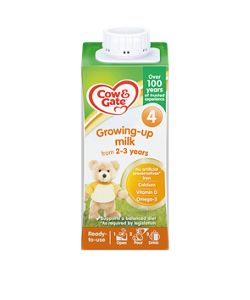 Cow & Gate Growing Up milk (2-3 years) (Liquid)