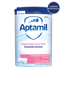 Aptamil® Hungry First Infant Milk