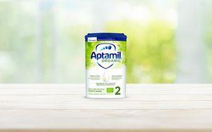 Aptamil Organic Follow On milk (powder) 800g EaZypack