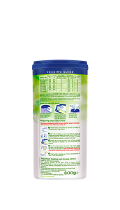Aptamil® Organic First Infant Milk