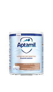 Aptamil® Lactose Free First Infant Milk