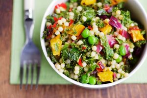 Colorful Couscous Salad